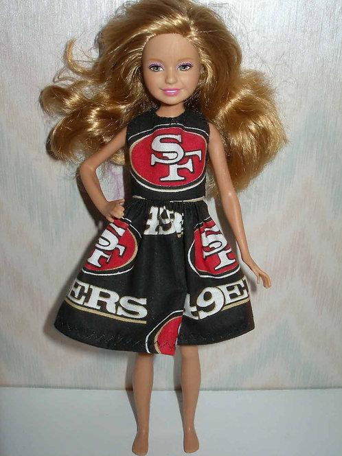 Stacie San Francisco 49ers