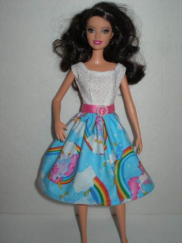 ff2734aa The Designing Rose   Handmade Barbie Doll Clothes