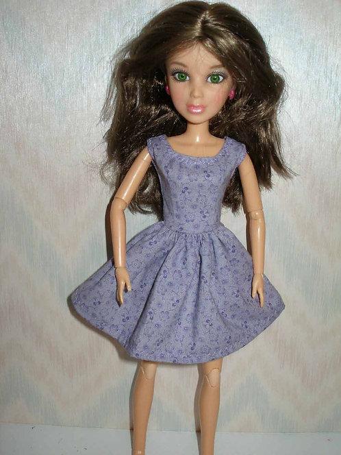 LIV Purple Dress