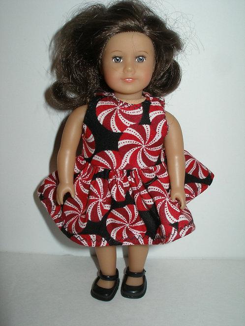AG Mini - Peppermint Candy Dress