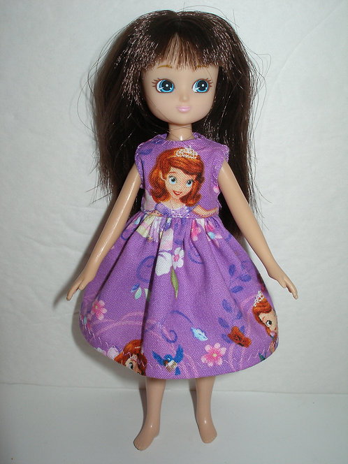 Lottie - Princess Print Dresses