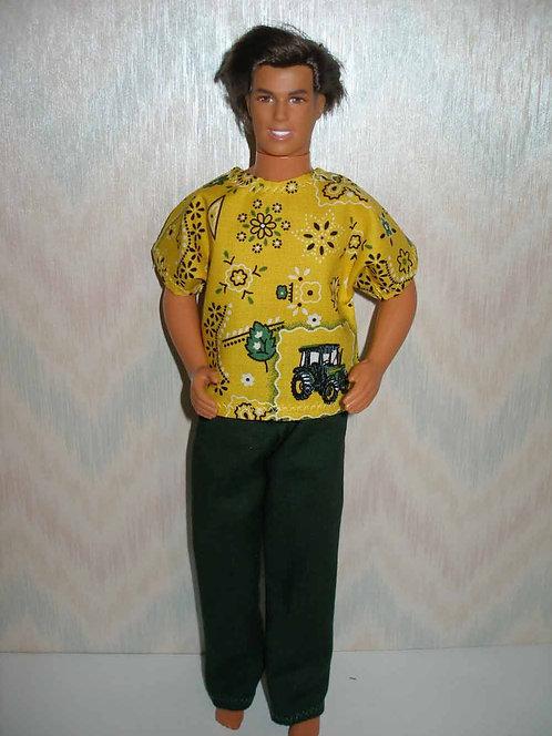 Ken John Deere Outfit
