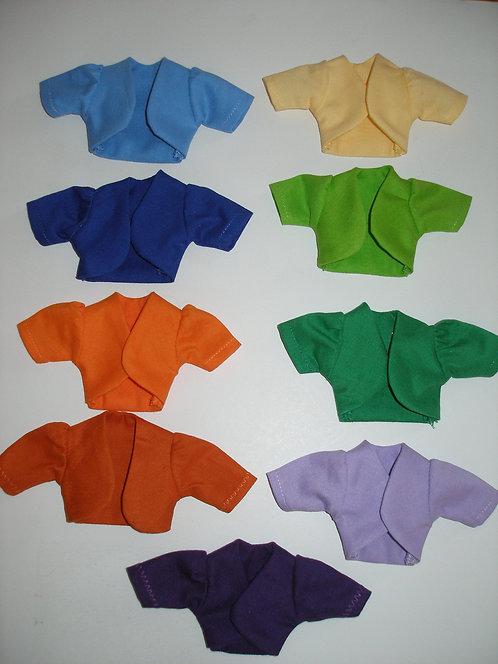Short Sleeve Jacket - More Colors