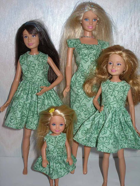 St. Patricks Sister Set