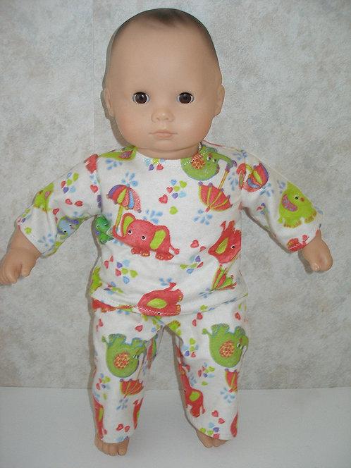 Bitty Baby Elephant PJ's