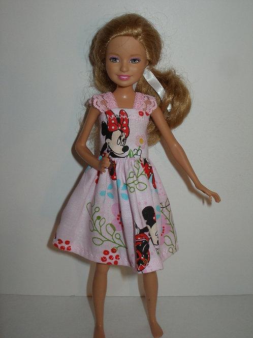 Stacie/Bratz Pink Minnie Dress