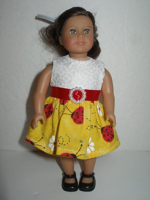 AG Mini - Lady Bug Dress