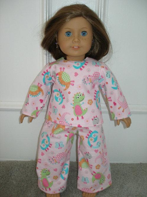 AG Dinosaurs Pajamas