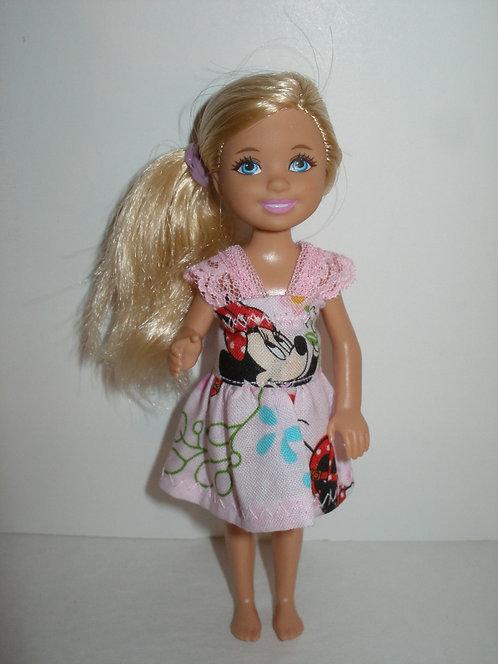 Chelsea Pink Minnie Dress