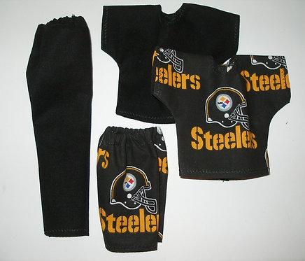 Ken - 4 piece Steelers Fan Pack