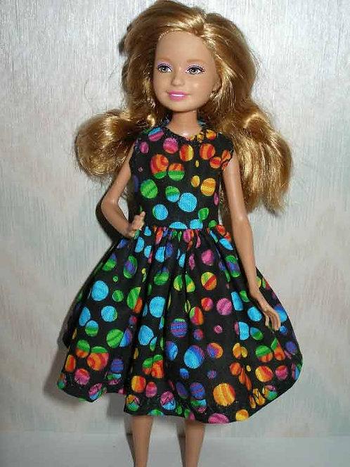 Stacie Fun Dots Dress