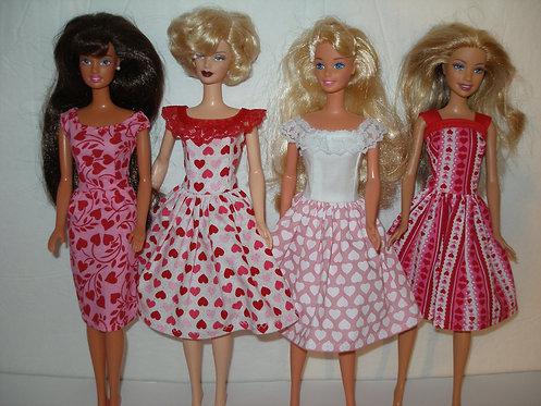 Valentine Dress - More Options