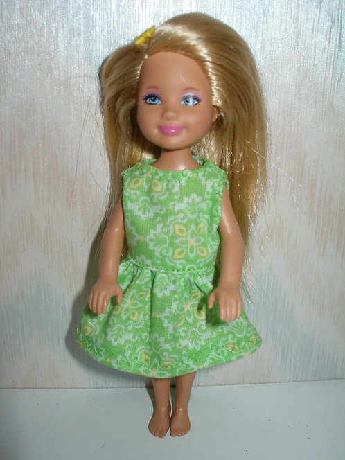 Chelsea Light Green Dress
