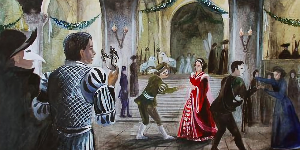 POSTPONED Vienna Ball Style Dance and Lessons!