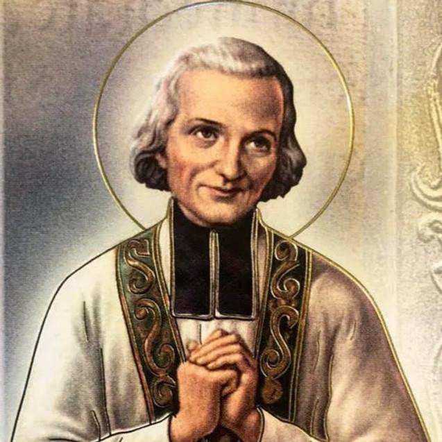 St. John Vianney Novena and Dinner
