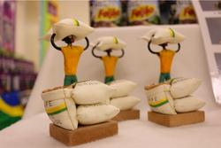 ブラジル民芸品 ~コーヒー人形~