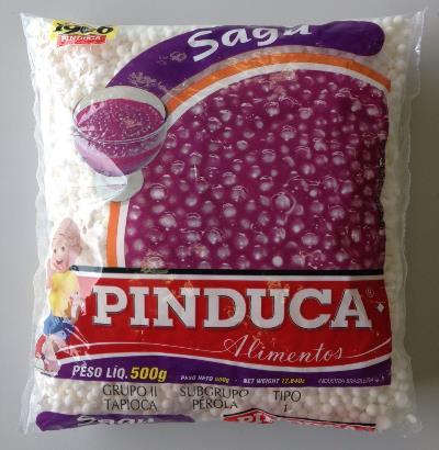 PINDUCA  SAGU タピオカ