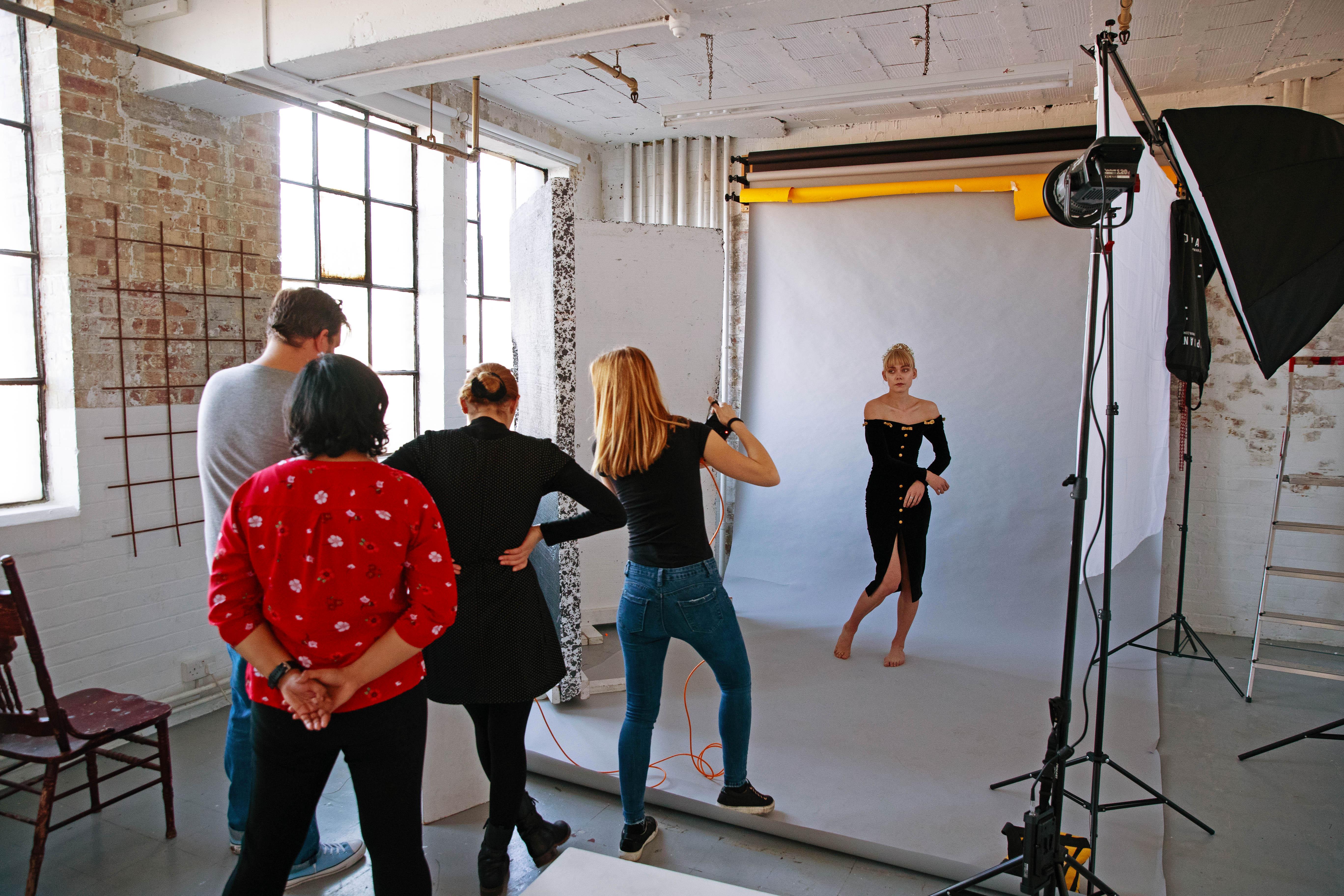 Modeling Shoot