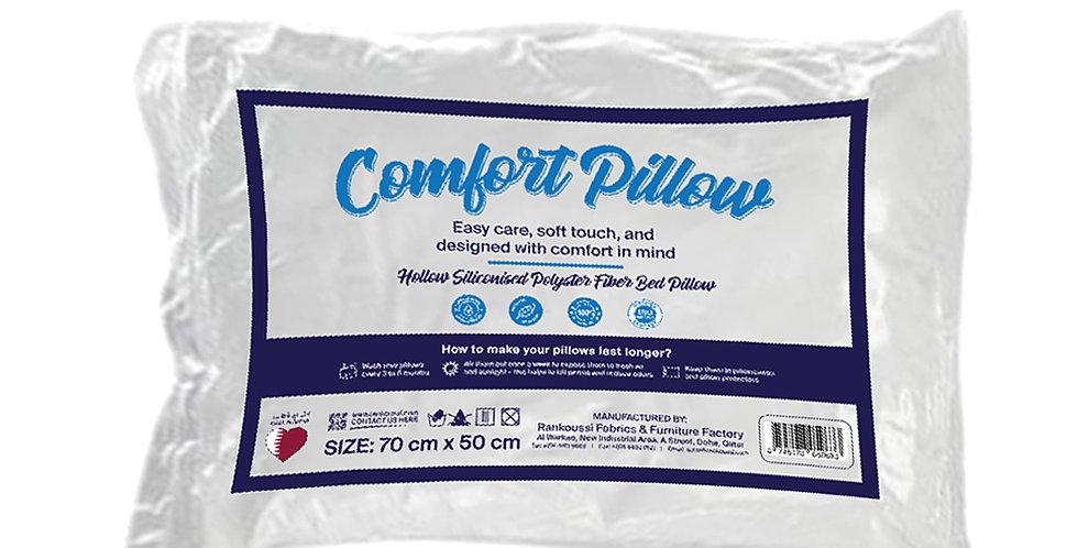 Comfort White Pillow