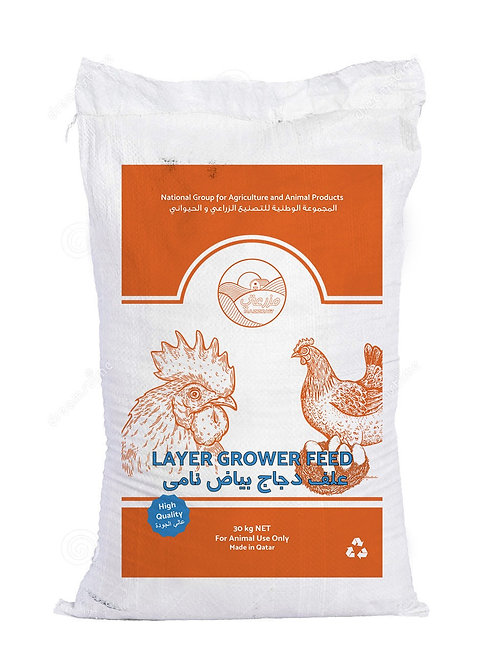 Layer Grower Feed 18%