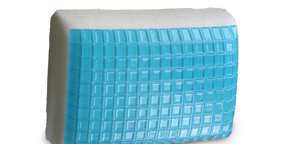 Rankoussi Gel Anti-stress Pillow 60 x 40 x 13