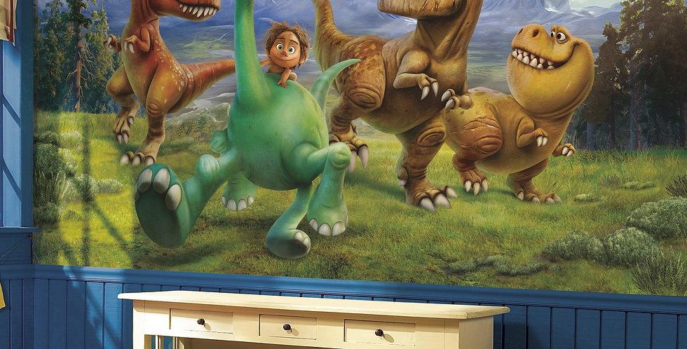 The Good Dinosaur - Kids Mural Wallpaper