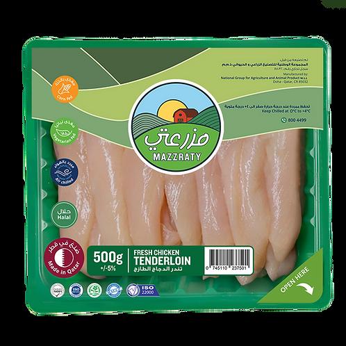 Mazzraty Fresh Chicken Tenderloin 500g