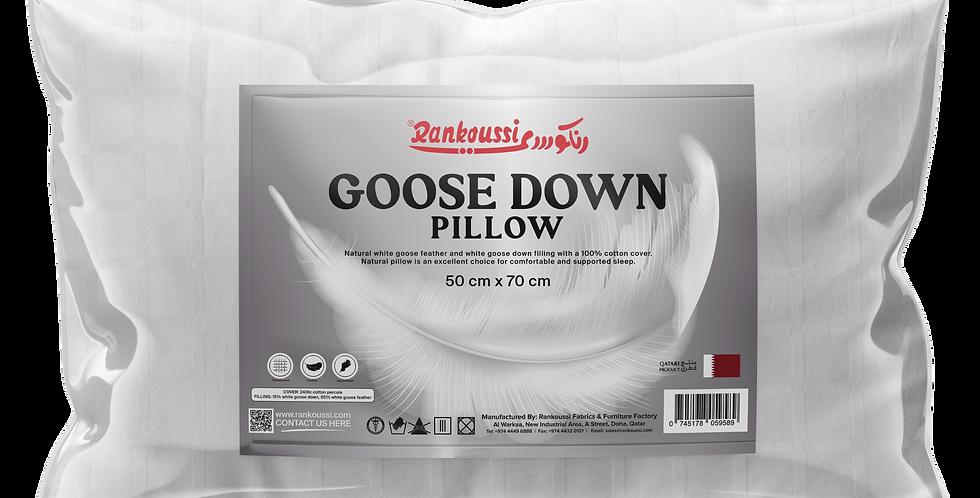 Rankoussi Down Pillow Softy 50% WGD 1000g