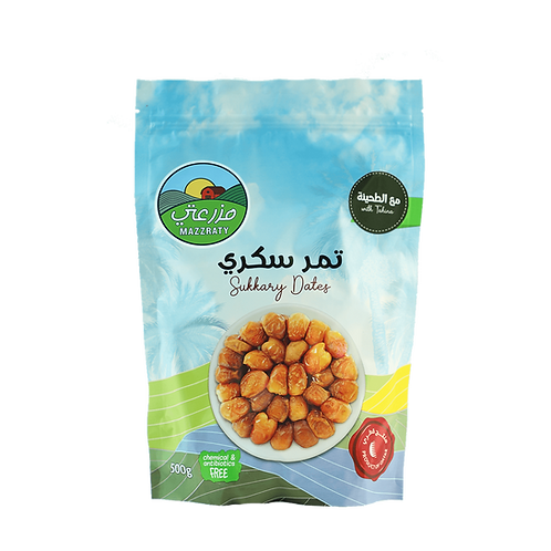 Mazzraty Sukkary Dates with Molasses 500g