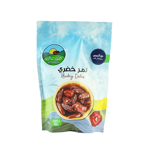 Mazzraty Khudry Dates with Molasses 500g