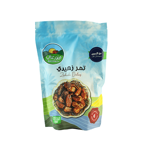 Mazzraty Zahidi Dates with Molasses 500g