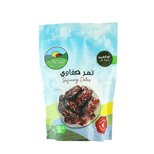 Mazzraty Safaawy Dates with Molasses 500g