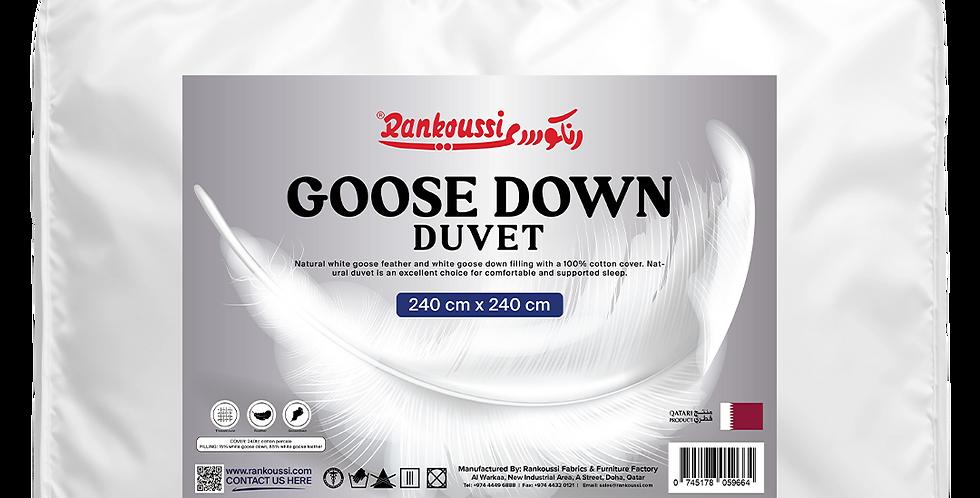 Rankoussi Down Duvet Classic 240 15% WGD