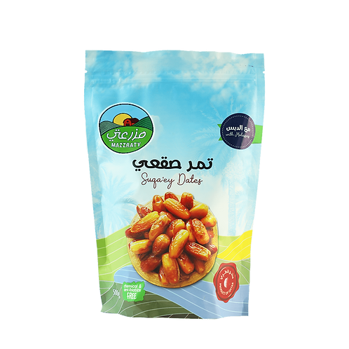 Mazzraty Suqa'ey Dates with Molasses 500g