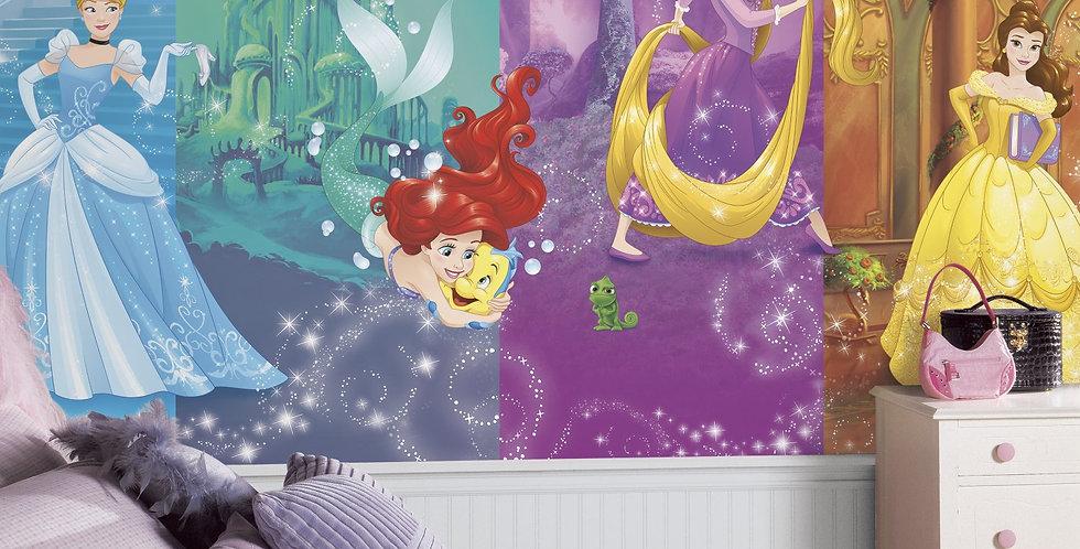 Disney Princess - Kids Mural Wallpaper