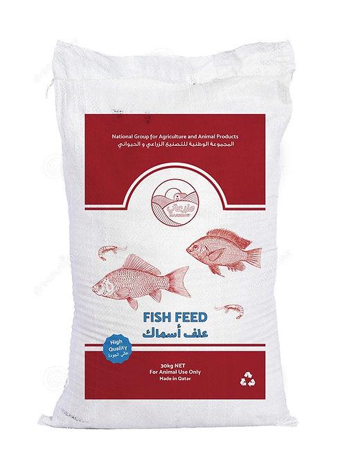 Fish Feed Mini 35%