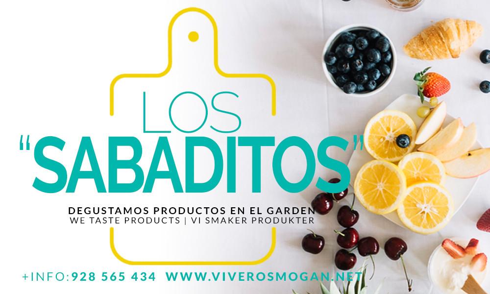 """""""LOS SABADITOS"""" en el garden un sábado de cada mes, ofreceremos degustaciones a nuestros clientes"""