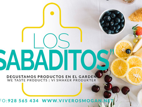"""""""LOS SABADITOS"""" en el garden"""