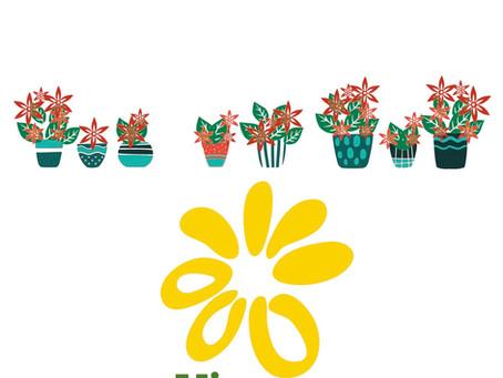 CATALOGO de plantas de  PASCUAS 2018