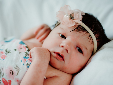 She's here! Reese Paige Marshall
