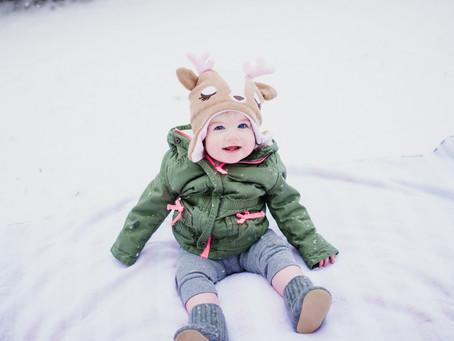 First Snow - Nine Months