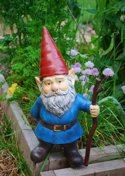 Dekorativni izdelki za vrt