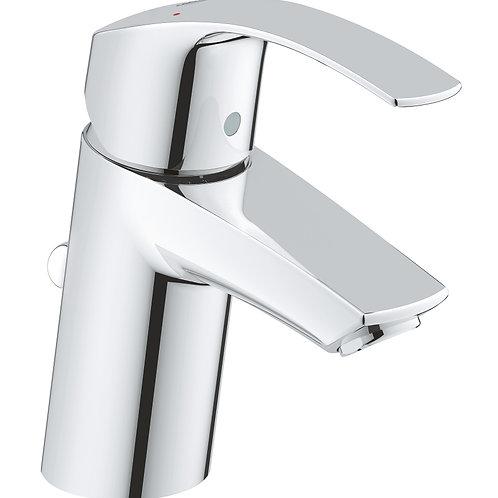 GROHE  armatura za umivalnik S z zg. delom sifona EUROSMART 33265002