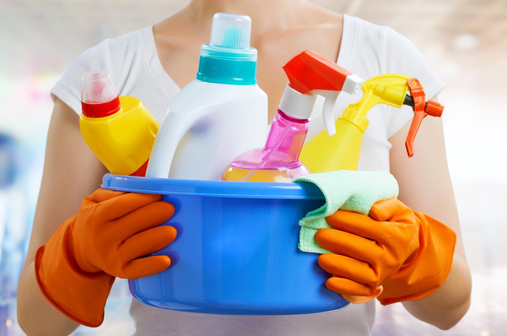 Izdelki za čiščenje in shranjevanje