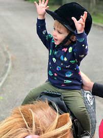 pony hire london