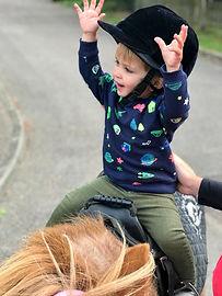 pony hire london