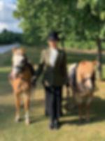 wedding pony hire London
