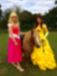 ponies for parties london
