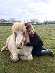 unicorn party london pony hire pony parties london pony parties essex pony parties norfolk pony parties hertfordshire pony hire unicorn parties pony school visits tiny tots riding lessons Gemma Collins met Cambridge Shetland Ponies