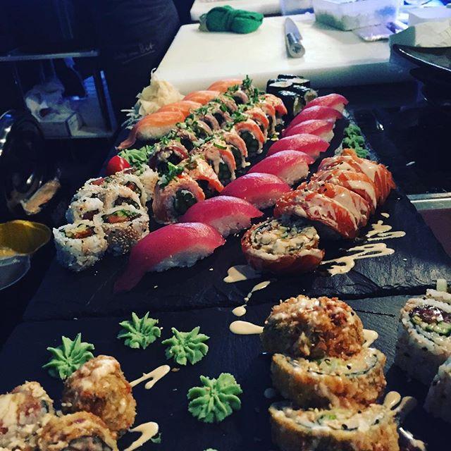 #sushi #oishii